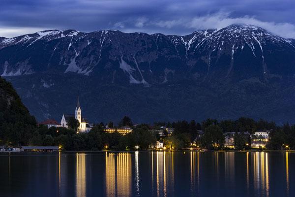 7ème escale la Slovénie