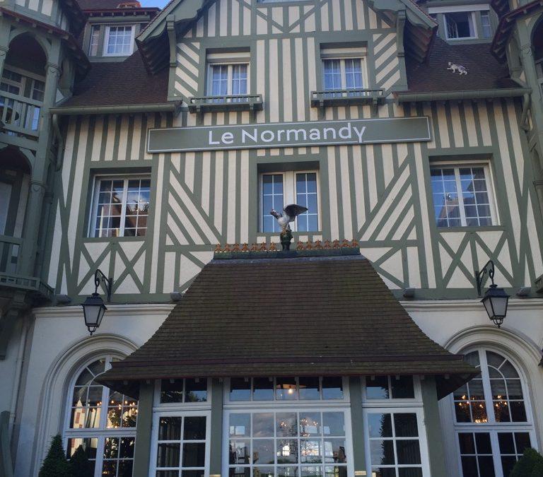 Déambulé au cœur de  Deauville