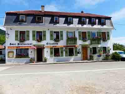 hotel elisabeth à vancelle